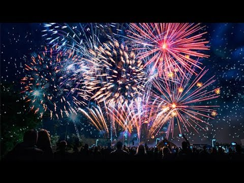 Fireworks Display + Liberation of France 14 July