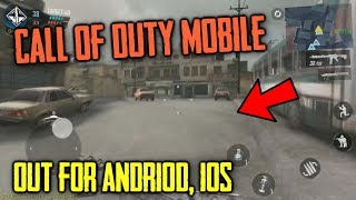 CALL OF DUTY Mobile Legends Of War Andriod Gameplay