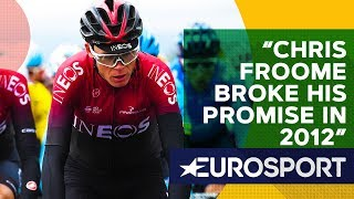 Sean Yates On Chris Froome Going Back On His Word   The Bradley Wiggins Show   Eurosport
