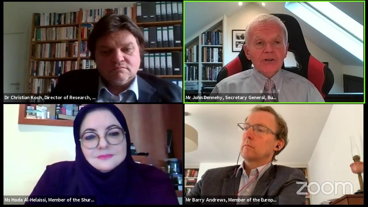 COVID-19 Pandemic: Implications for EU-GCC Relations