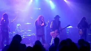 The Skull - Sometime Yesterday Mourning/The Touch of Reality-Live ´Day of Doom Barcelona` 10-10-14