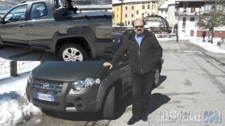Test drive Fiat Strada