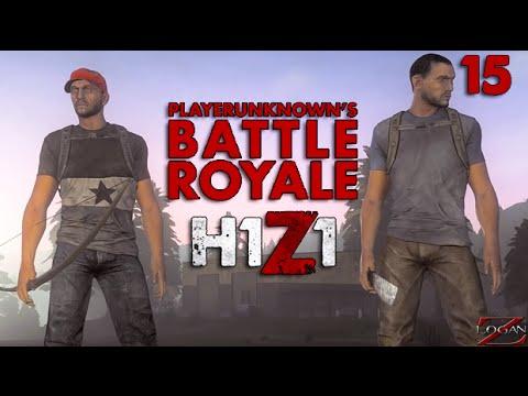 H1Z1 Battle Royale - O Gemedor #15 poster