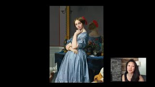 Cocktails with a Curator: Ingres's 'Comtesse d'Haussonville'