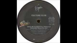 culture club miss me blind ̷ its a miracle extended dance re mix hq