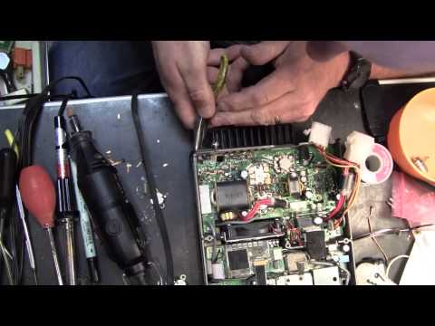 Icom IC-706MKIIG Final HF Transistor Replacement