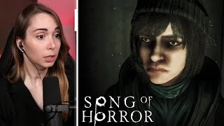 We're going to a HOSPITAL!? - Song of Horror Episode 5