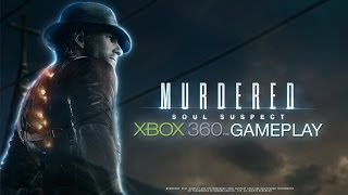 Murdered: Soul Suspect Gameplay (XBOX 360 HD)