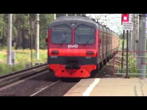 ЭД4М-0330 и ЭД4М-0241, платформа Заря