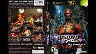 Kakuto Chojin (Xbox gameplay) 12/8/18