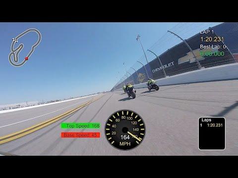 Daytona GTU - 3.18.2017   Commentating My Own Races