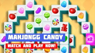 Mahjongg Candy · Game · Gameplay