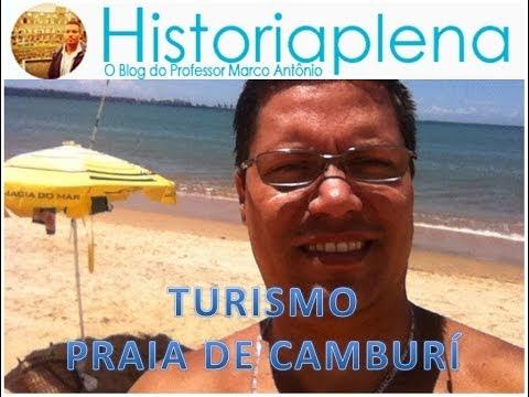 Turismo: Praia de Camburi, Vitória/ES.