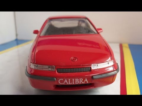 vauxhall opel calibra 16v in scale 1 24 by gama youtube. Black Bedroom Furniture Sets. Home Design Ideas