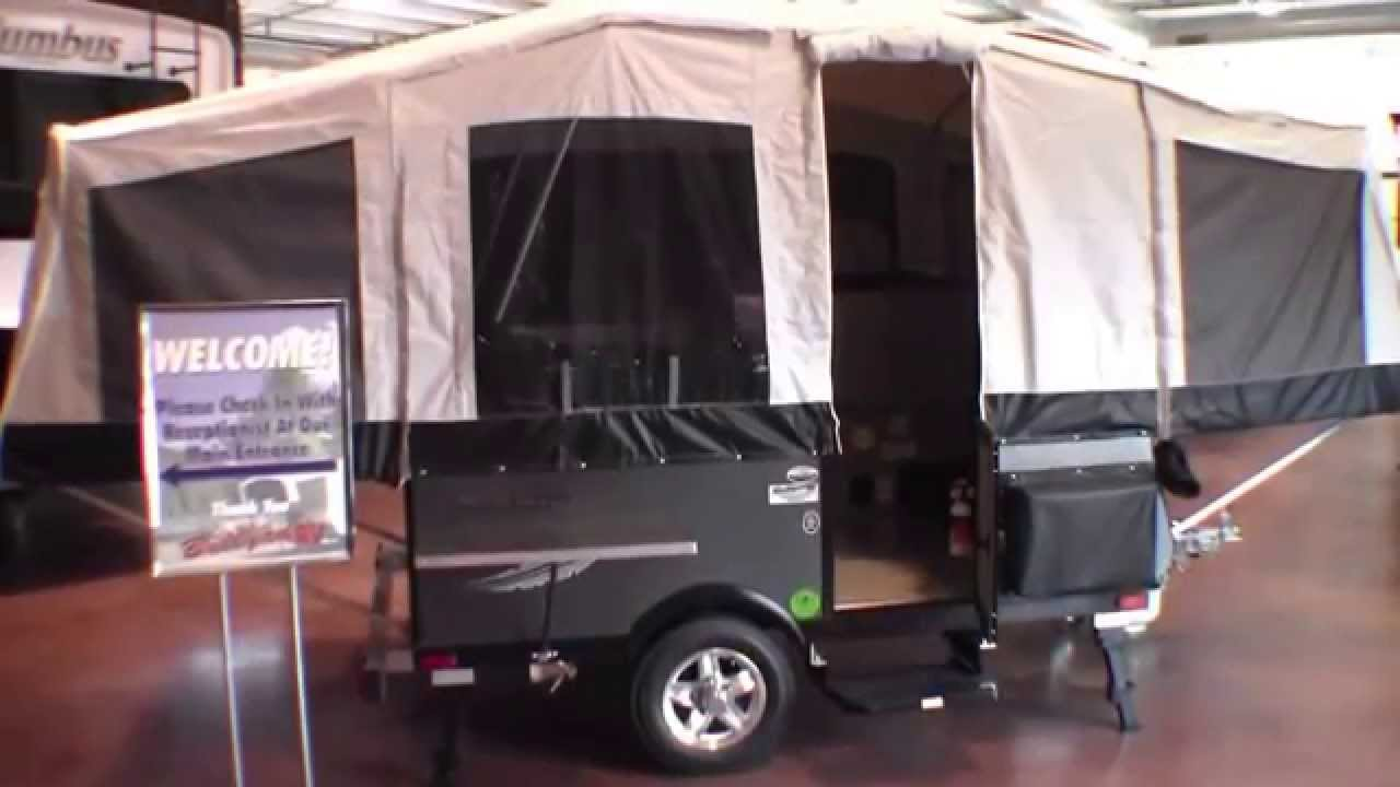 2015 Quicksilver By Livin Lite 8 0 Tent Camper Only 865