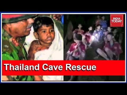 Thailand Cave Rescue: Past Cases In India Of Rescuing Trapped People | In Depth