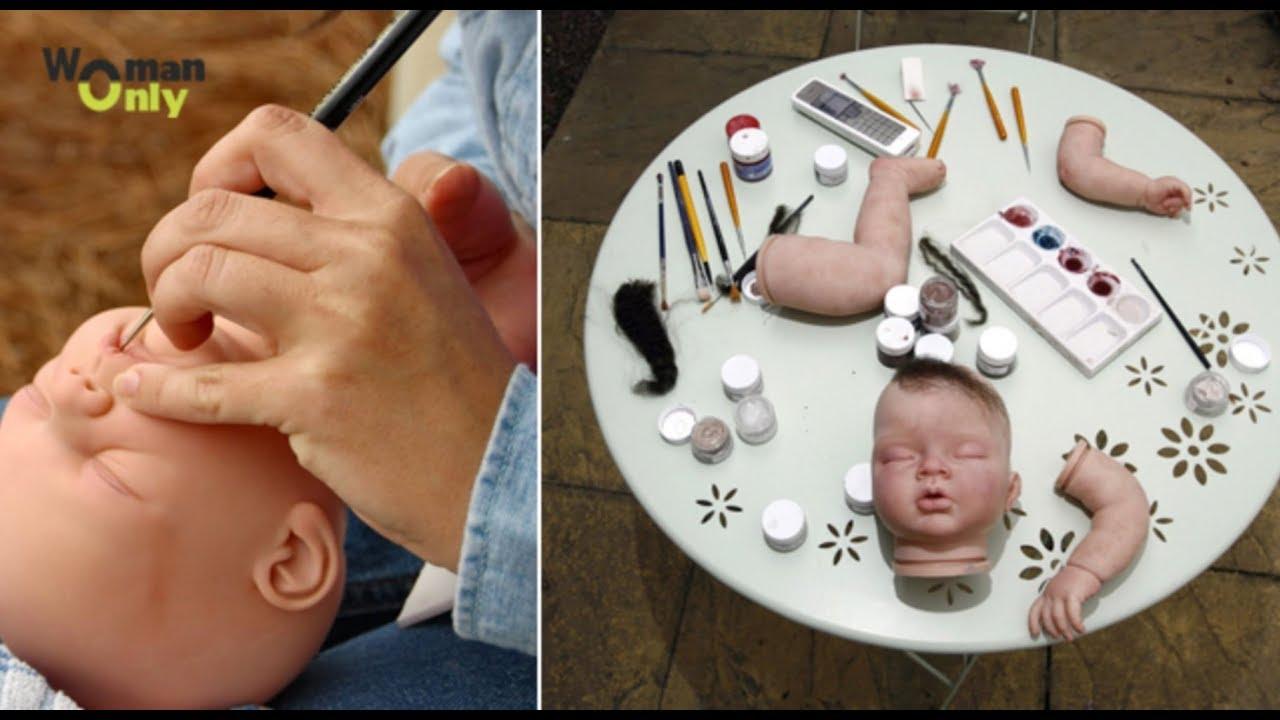 Как сделать куклу реборн в домашних условиях фото 469