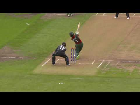 Cricket World TV  New Zealand v Kenya  Highlights ICC u19 World Cup 2018