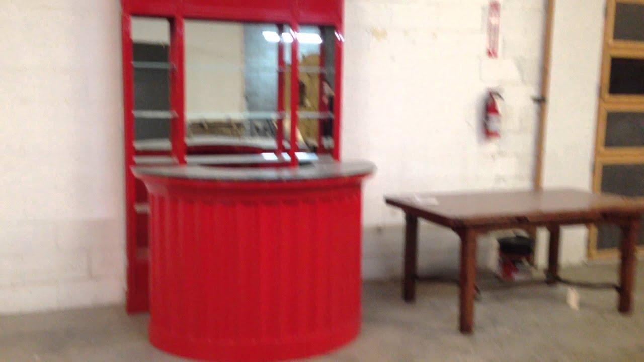 Dallas Custom Furniture  Custom Bar And Chairs By Storgio Ventura