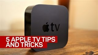 5 Apple TV tips and tricks