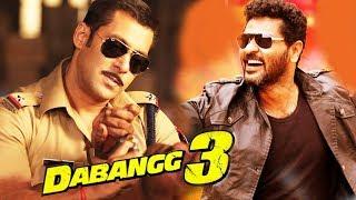 Salman Khan CONFIRMS Prabhu Deva For Dabangg 3