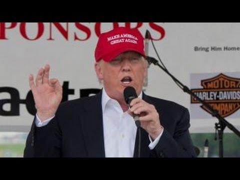 Can Donald Trump flip blue states?