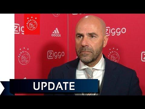 Bosz: 'Ik vind dat dit bij Ajax hoort'
