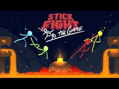STICK FIGHT *NEW LAVA UPDATE* BOYFRIEND vs GIRLFRIEND! (Stick Fight: The Game)