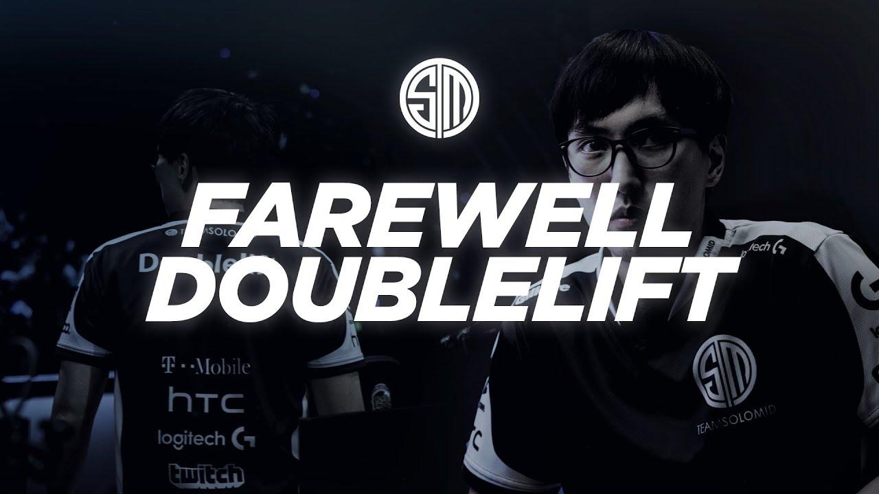 Farewell Doublelift