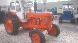 Музей истории трактора - Беларусь