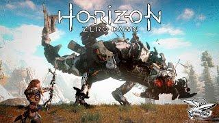 Стрим - Horizon Zero Dawn - Прохождение Амвэя - Часть 4