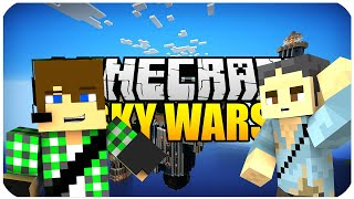 LE GAFFE LAGGANTI - SKYWARS con St3pny e SurrealPower