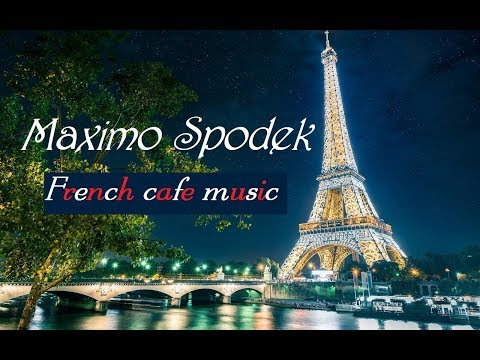 FRENCH CAFE MUSIC, ROMANTIC PIANO, INSTRUMENTAL, RELAXING MUSIC, BACKGROUND MUSIC