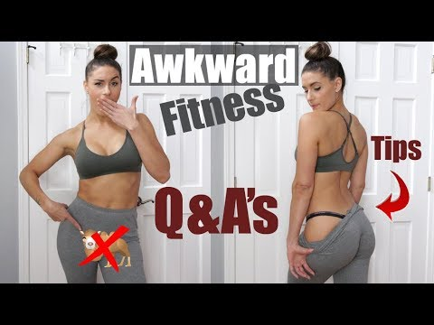 5 Fitness Questions Answered For The LADIES