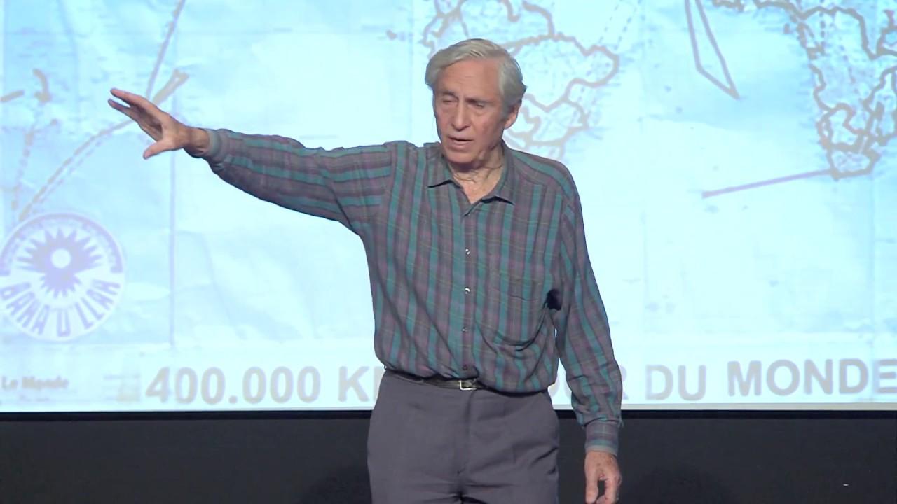 Download La paix mondiale a démarré | André Brugiroux | TEDxEMLYON