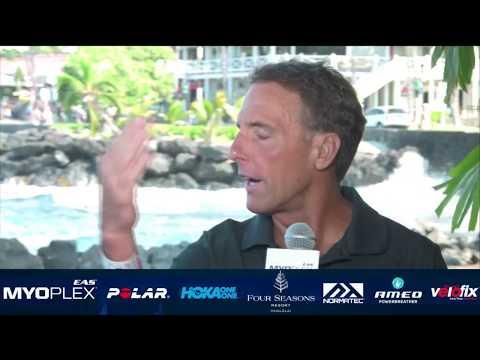Dave Scott: Breakfast with Bob from Kona 2017 Pre-Race