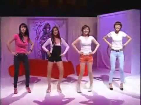 The Gee Dance by Lee Ji Woo and Kim Ha Yul