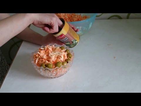 салат с курицей и копченым сыром рецепт пошагово