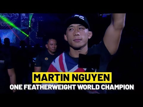 Martin Nguyen's Magnificent Moments | ONE Highlights