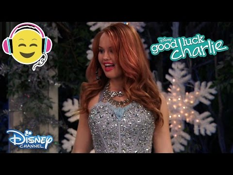 Good Luck Jessie | Sing-A-Long: Favourite Time Of The Year | Official Disney Channel UK