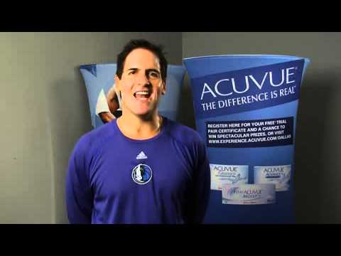Mark Cuban Acuvue Spot by Channel Three