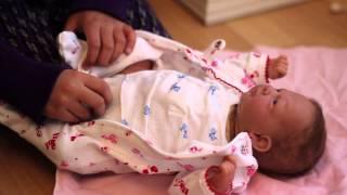 REBORN BABY - Box Opening - استقبال عروسة ريبورن