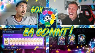 ZU KRANK! 60x LA LIGA TOTS SBC BATTLE + 3x85+ PICKS 😱🔥