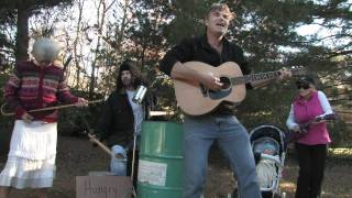 Let's Drop a Bomb on the Liberals (funny original country folk rock song )