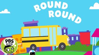 Hand Washing Song | Wheels on the Bus! | PBS KIDS