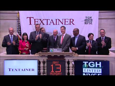 Textainer Group Holdings Commemorates 5th Year Of Listing And Hosts Analyst Meeting At The NYSE