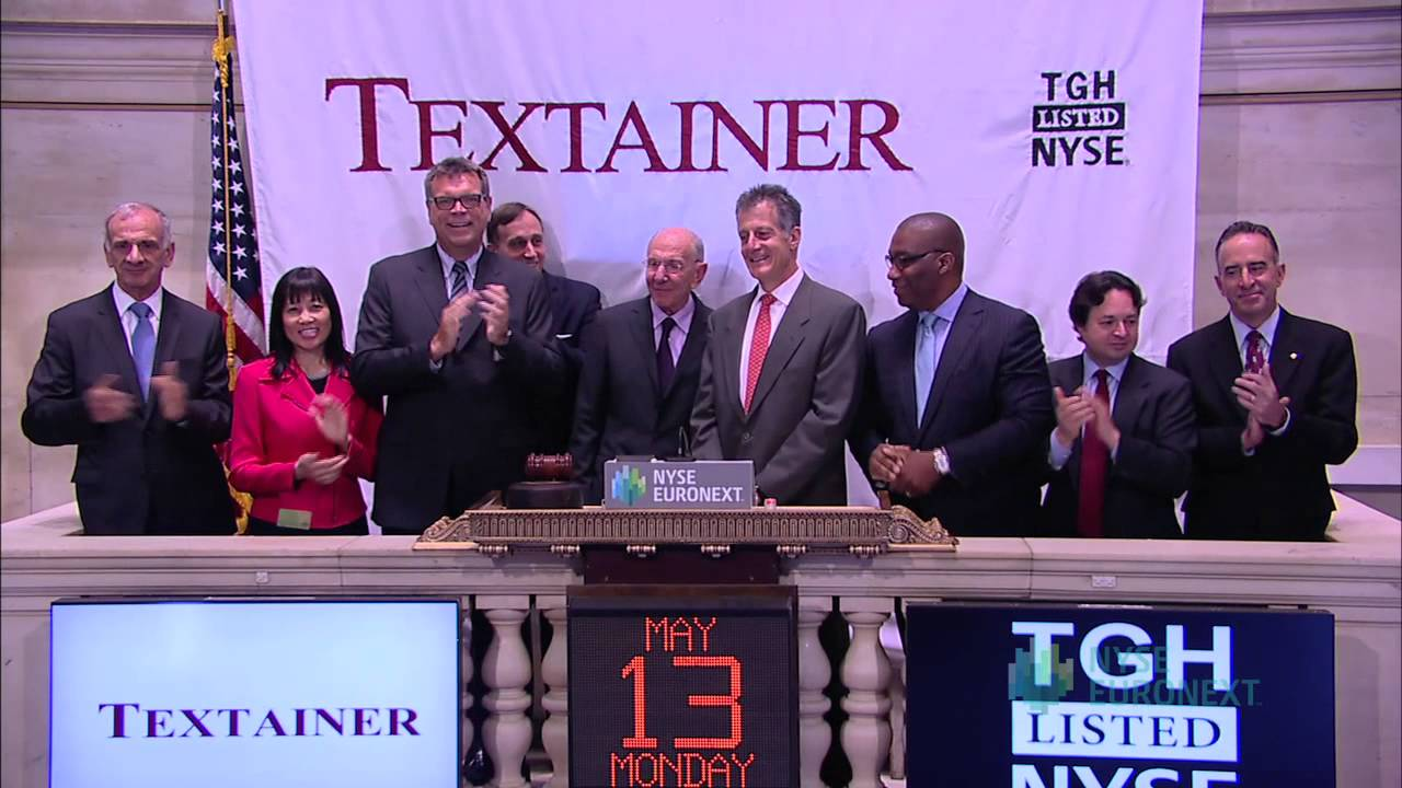 Is Textainer Group Holdings Limited a Buy? -- The Motley Fool