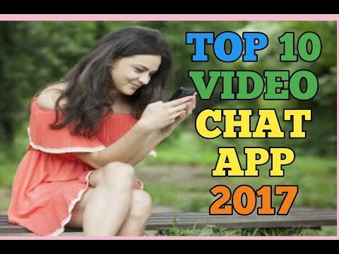 TOP 10 VIDEO CHAT APP 2017 ON PLAY STORE || सबसे बेहतरीन 10 वीडियो चैटिंग ऐप्स 2017 #HINDI