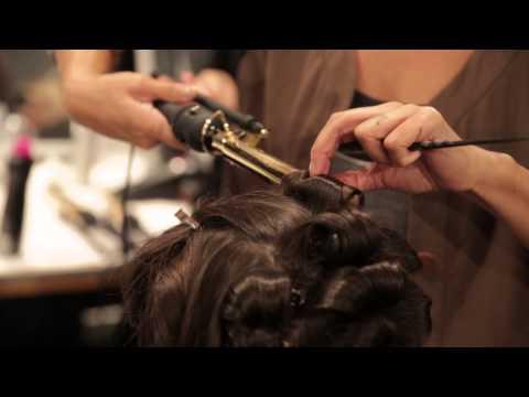Louise Roe goes Backstage: Jenny Packham Fashion Week Show 2013 (00:30) | TRESemmé Style Setters