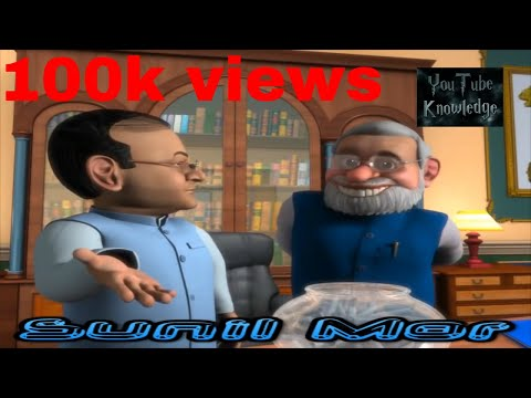 Kadar-2 | Happy Manila | Funny | Punjabi latest song 2016 | Demonetization 500 and 1000 Rs Notes